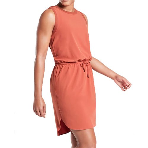 Athleta coral summer dresses