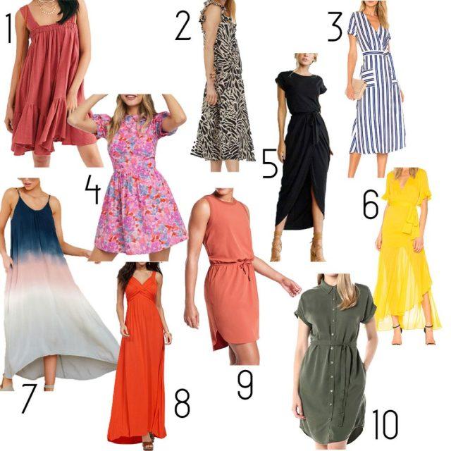 Summer Dresses - 10