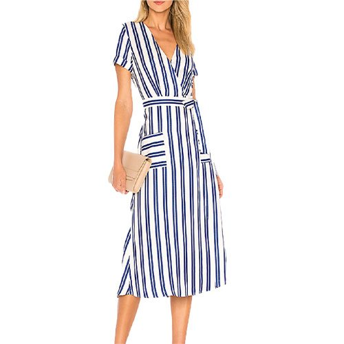 Summer Dresses striped