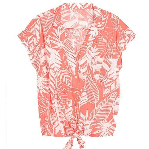 Summer comfies - pattern shirt