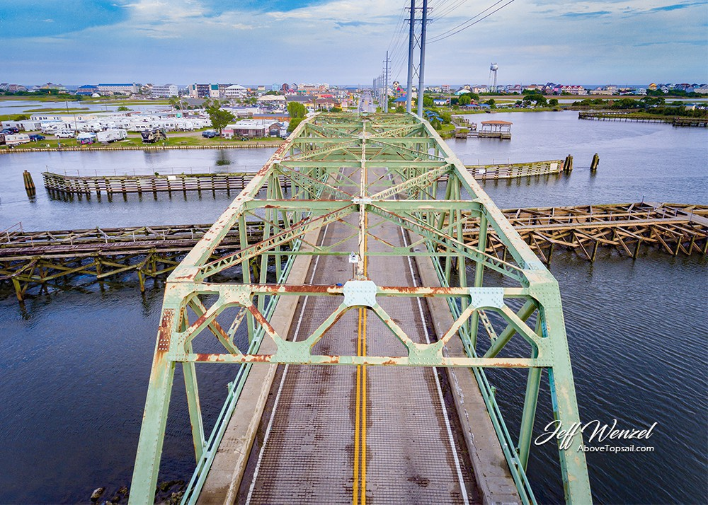 Topsail Bridge Island Swing