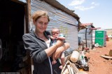 The 'WHITE squatter camps' of South Africa: Shanty towns built after the fall of Apartheid are now home to hundreds of families