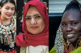 16 Courageous Women Standing Up to Violence