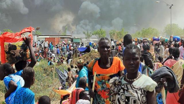 UN South sudan attack, UN peacekeeper compound attack, Malakal attack , South Sudan conflict, South Sudan war cirmes