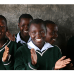 Tanzanian School girls