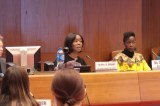 CSW60: Toyin Saraki's Wellbeing Foundation makes a case for adolescent girls.