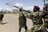 Kenyan Police Fire Teargas at Opposition March