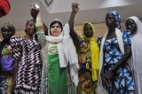 Malala Doesn't Want Us To Forget About Nigeria's Abducted Schoolgirls
