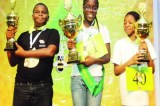 12-year-old Wins Spelling Bee After Eight Attempts