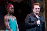 Bono Joins Oscar-Winner Lupita Nyong'o On Broadway Stage To Remember Missing Schoolgirls Abducted In Nigeria
