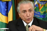 Brazil President Urges Economy Reforms, Slams 'Psychological Aggression'