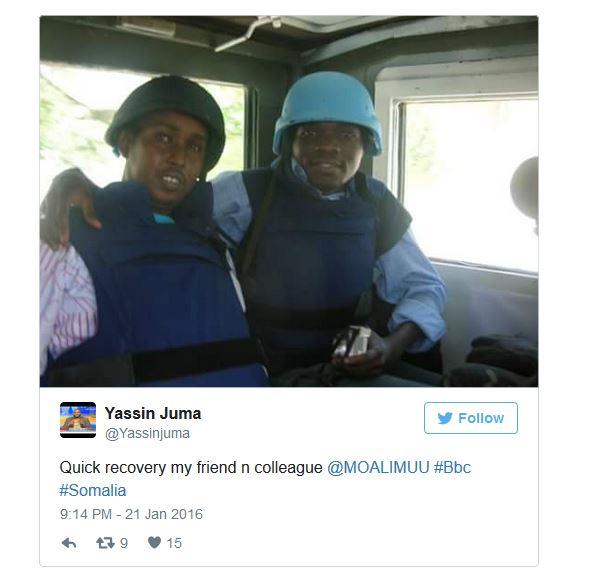 Kenyan and Journo