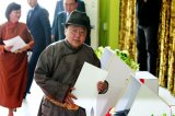 Mongolians Head To Polls For Election Amid Economic Slowdown
