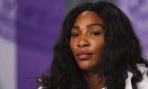 'You are who you are, you can't change it' … Serena Williams. Photograph: Getty Images
