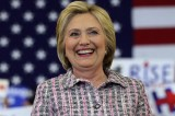 Hillary Clinton Walks The Line After Winning Nomination