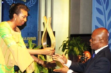 DRC Receives Better World Award for Progress in Addressing Sexual Violence