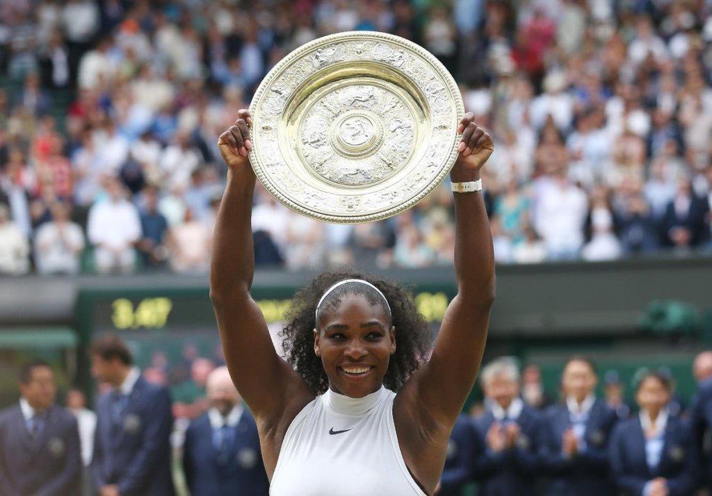 Serena Wins 2016