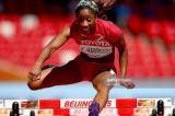 Keni Harrison Breaks 28-Year-Old World Hurdles Record At Anniversary Games
