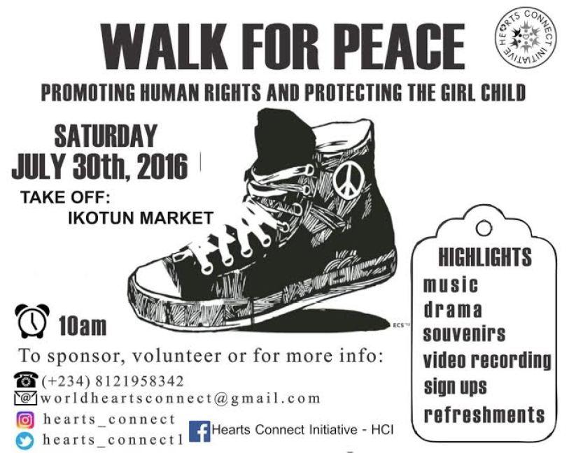 peace walk