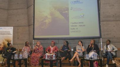 African Female leaders share experience at UNESCO/ Photo: en.rfi-fr