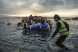 Rescuing refugees: 'You Never Get Used To It – And That's A Good Thing'