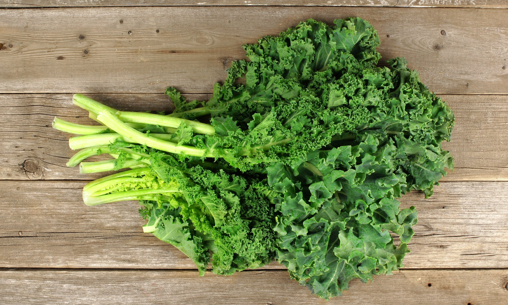 Kale. Photograph: jenifoto/Getty Images/iStockphoto