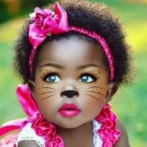 baby black