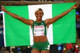 Okagbare Leads Nigeria's 4x100M Relay Team Into Final