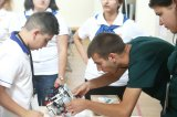 Armenia's School Pupil Engineers Seek To Reinvent The Robot