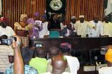 Ogun Lawmakers And Commissioner  For Works In Shouting Match