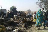 Air Strike Error Kills Dozens In Refugee Camp