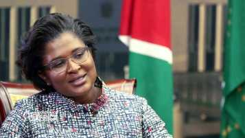 namibia first lady
