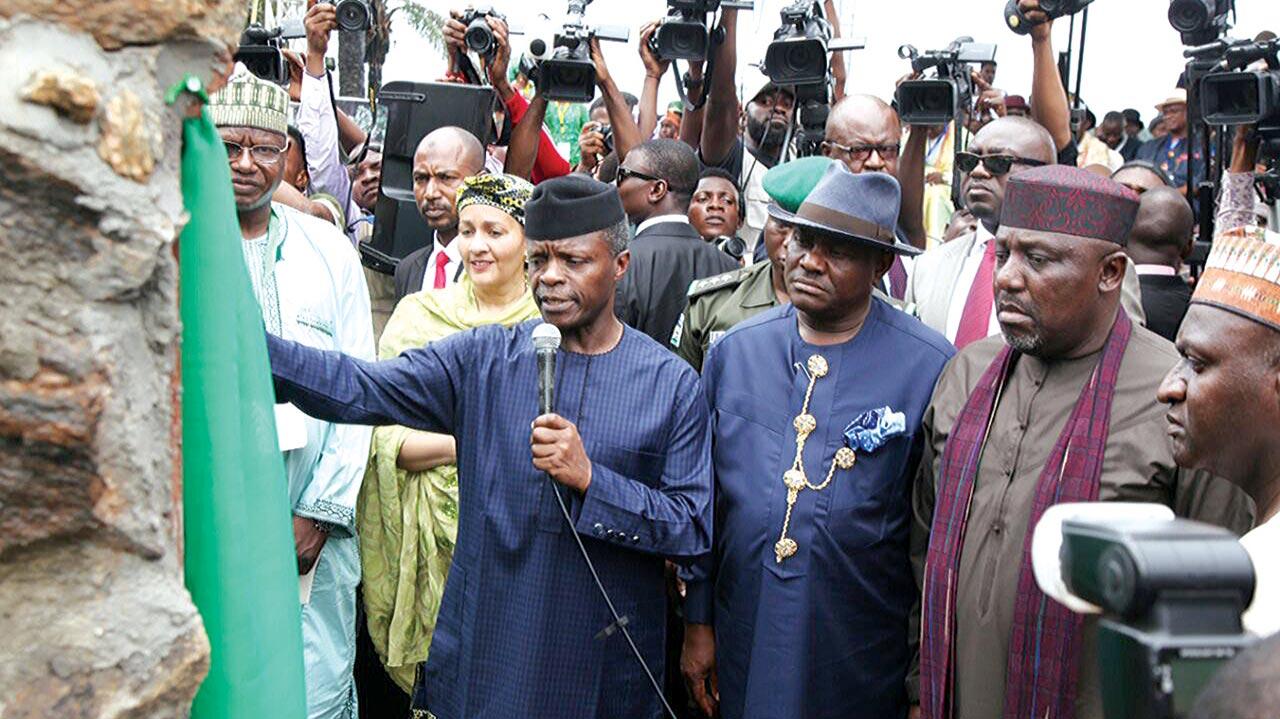 Osinbajo visits Ogoniland