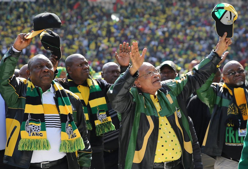 African-National-Congress-ANC-president-Jacob-Zuma-2nd-R-waves-to-his-supporters.-REUTERS-Siphiwe-Sibeko