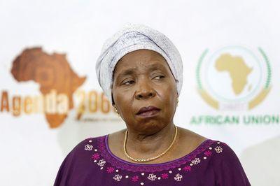 Nkosazana Dlamini-ZumaRAJESH JANTILAL/AFP/Getty Images