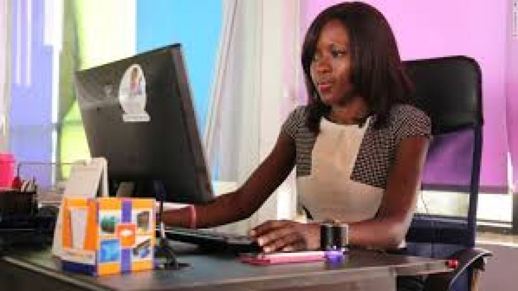ghana businesswoman