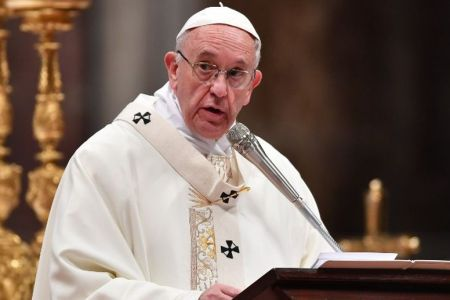 Pope Francis Arrives In Cairo Seeking To Mend Ties With Islam