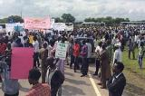 Protests Against War and Economic Hardship In South Sudan