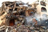 Dangote Foundation And  9 Brigade Army Erase Relics of Ikeja Bomb Blasts