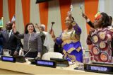 U.N. Women's Meeting Cancelled Due To Coronavirus