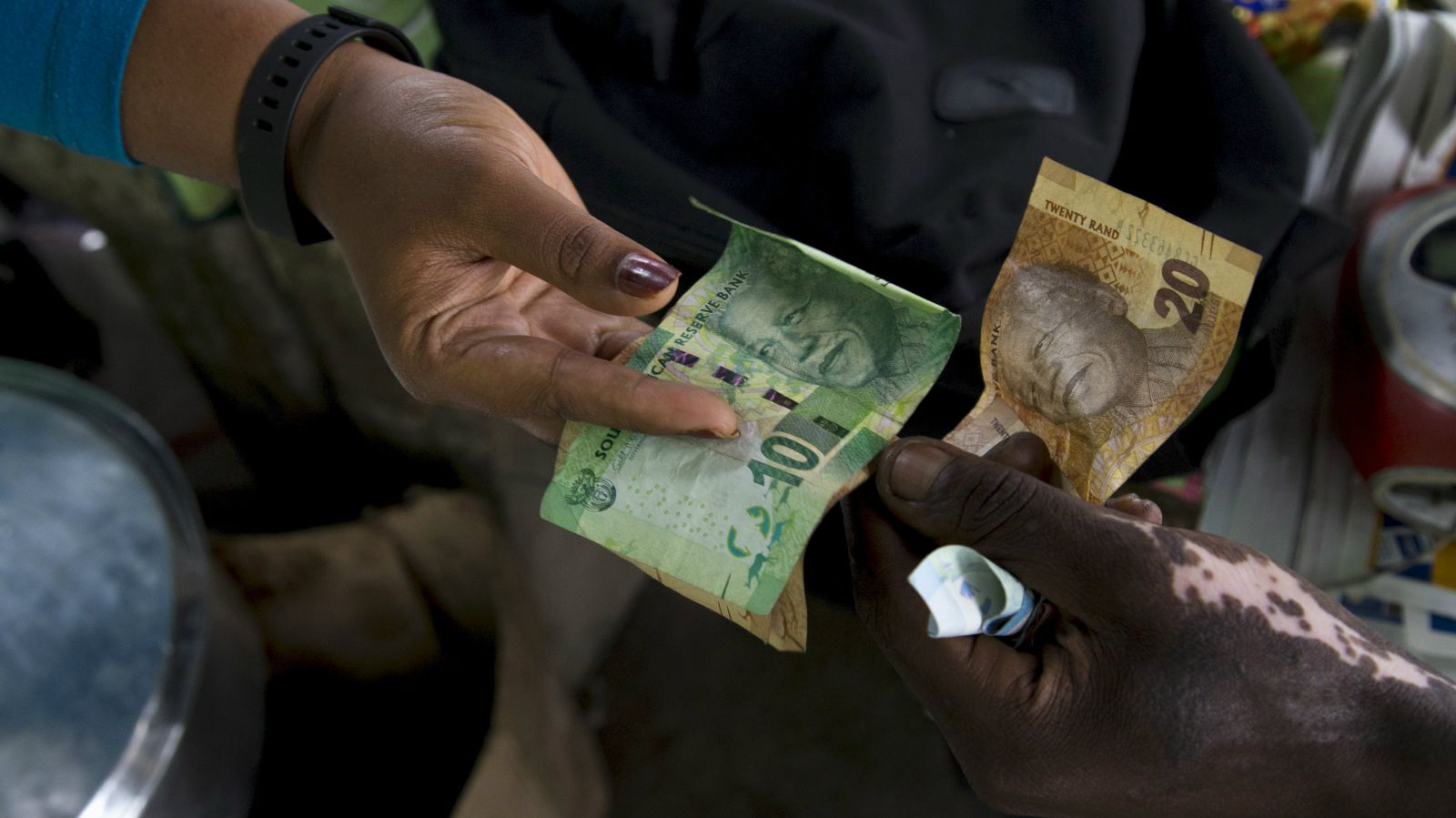 South Africa Recession