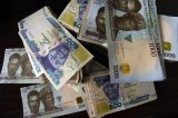 Currency Outside Banks Rise 55 Percent to N2.3trn in 5yrs