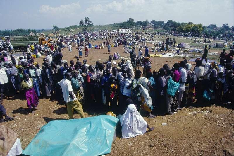 uganda refugee