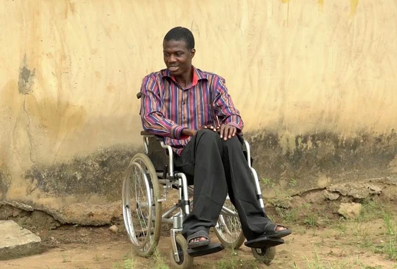 Adekunle Oladimejo Airtel Touching Lives