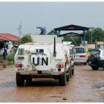 By Jason Patinkin 7 Min Read Chinese Peacekeepers in the United Nations Mission to South Sudan (UNMISS) ride in their armoured personnel carriers (APC) as they wait in the queue to enter their base in Juba, South Sudan August 1, 2017.