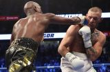 Floyd Mayweather Stops Conor McGregor in 10th Round
