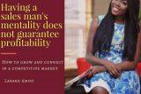 Inspiring Women Series : Up Close And Inspirational With Labake Amoo