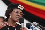 Respect Women, Grace Mugabe Urges Youths