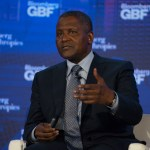 Aliko Dangote Photographer: Misha Friedman/Bloomberg