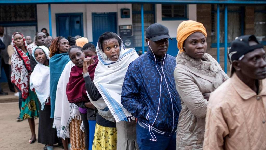 Kenya August election